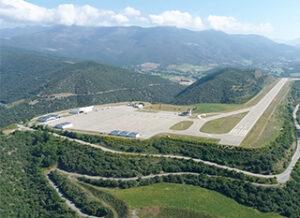 Heliport of the Andorra - La Seu d'Urgell Airport, Lleida