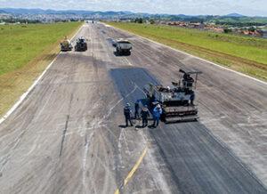 Pouso Alegre Airport, Brasil